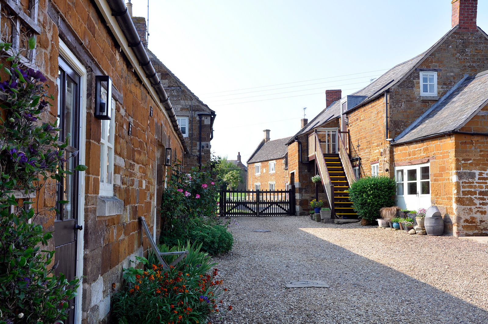 The Old Plough Caldecott Rutland Bed and Breakfast and Self Catering 11